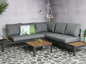 Lotus Loungeset Antraciet (2)